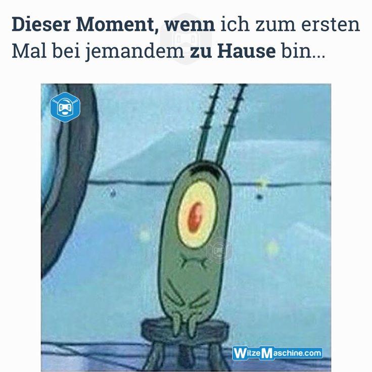 Dieser Moment wenn - Schüchtern - Plankton Spongebob Meme