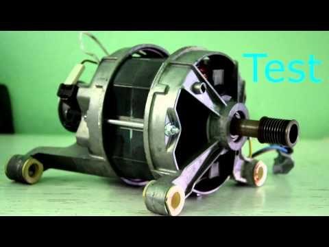 Best 25 washing machine motor ideas on pinterest old for Washing machine electric motor