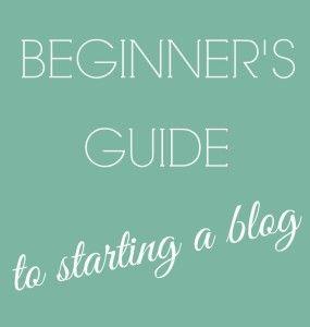 How To Start a Blog – Beginner's Guide for 2016 - http://riadsoft.com/start-blog-beginners-guide-2016/