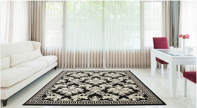 Ordered a rug :)
