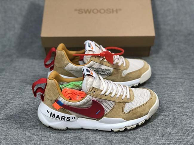para jugar tono Asombro  G-Dragon Nike Craft Mars Yard TS NASA 20 Off white x xGD G-Dragon Nike  Craft Mars Yard 2.0 x G-DRAGON AA2261-100 men women … | Sneakers nike, Nike,  Air max sneakers
