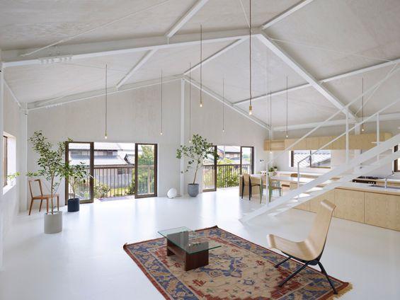 38 best Maison métallique images on Pinterest Architecture