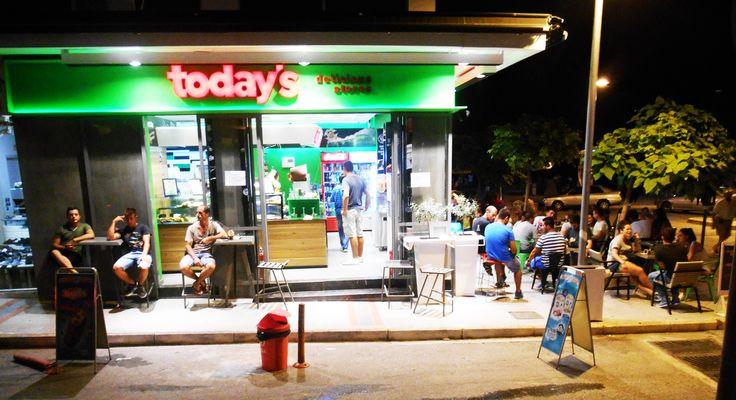 Κασσάνδρας 2, Μουδανιά todays delicious stores