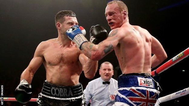 carl froch vs george groves tickets