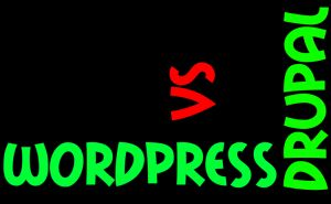 Drupal vs. Word press: Development as the CMS - To know more visit our site ~ http://www.blisstering.com/