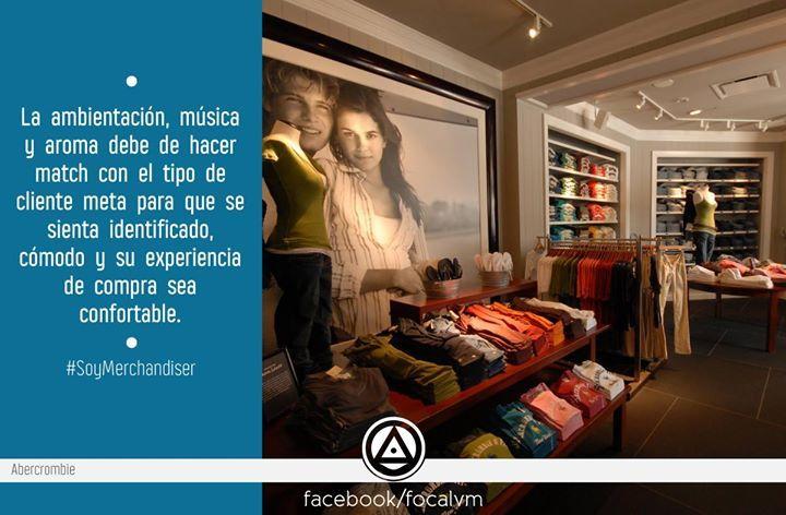 Crea ambientes e involucra todos los sentidos. #soymerchandiser #focal #Retail #marketing #IloveVM #AmoelVisualMerchandising #Visual #Merchandising