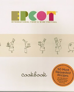 Great Disney recipes from the Food and Wine Festival.