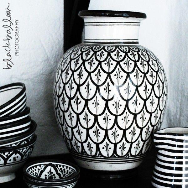 Urna Marocko Tine K
