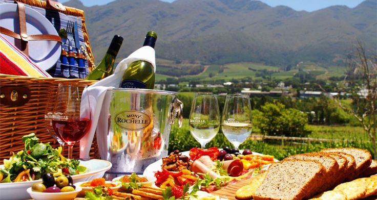 You don't have to look far to find a dreamy picnic spot in the Cape. Here's our picks of the best gourmet picnics in the Cape.