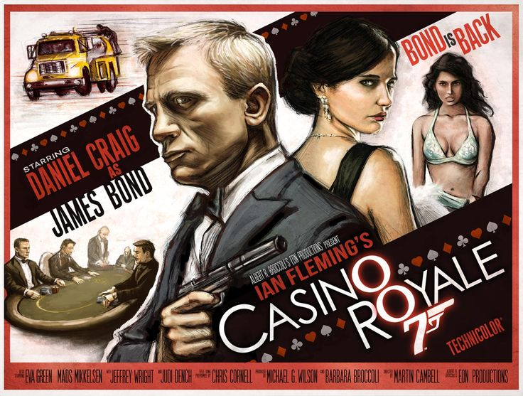 Casino Royale. 2006. D: Martin Campbell To hear the show, tune in to http://thenextreel.com/speakeasy/casino-royale-matthew-gratzner or check out our Pinterest board: http://www.pinterest.com/thenextreel/the-next-reel-the-podcast/ https://www.facebook.com/TheNextReel https://twitter.com/TheNextReel http://www.pinterest.com/thenextreel/ http://instagram.com/thenextreel https://plus.google.com/+ThenextreelPodcast http://letterboxd.com/thenextreel http://www.flickchart.com/thenextreel