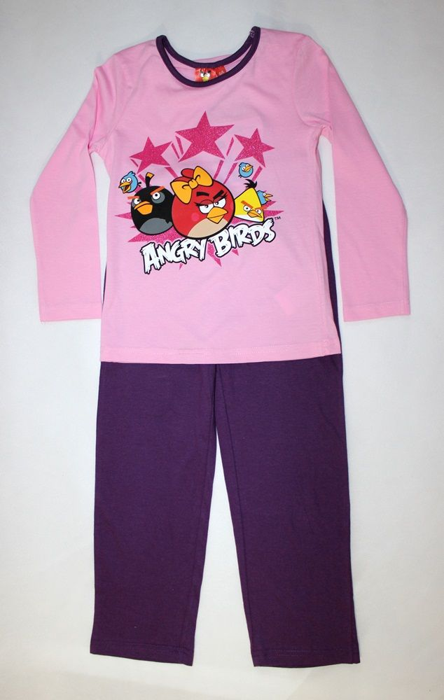 Angry Birds, lány,hosszú pizsama.   http://www.ujgyerekruha.hu/angry_birds/angry_birds_hosszu_pizsama_rozsaszin_szinben_8