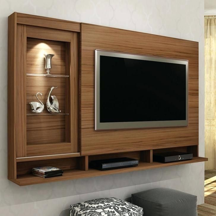 Tv Wall Panel Designs Wall Showcase Designs For Hall Led Wall