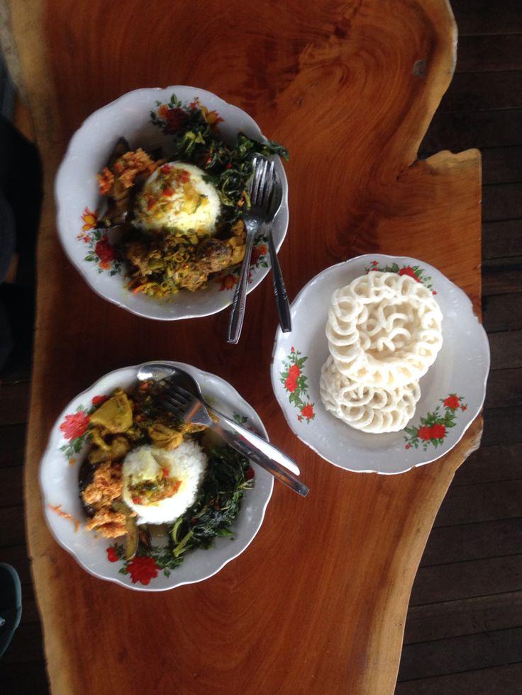 Ayam & Bebek Rica