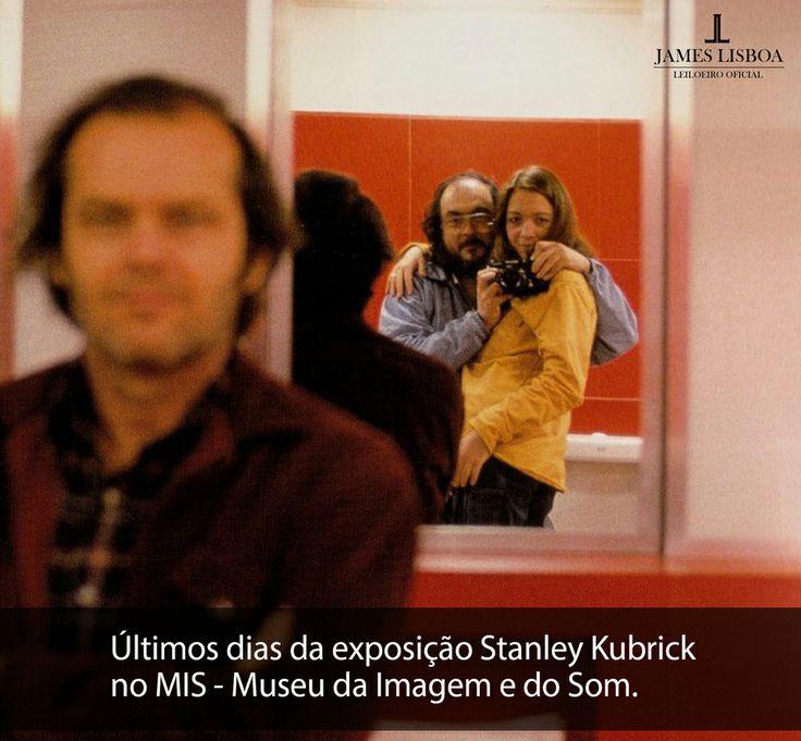 Mídia Social - Exposição Kubrick no MIS - #pos #socialmedia
