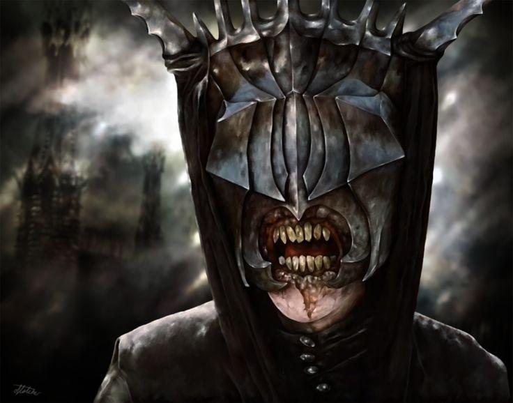 Der Herr Der Ringe Sauron