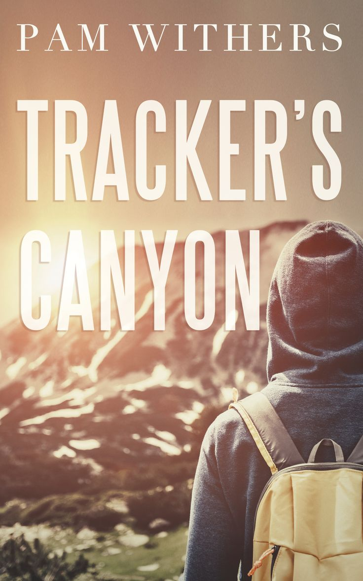 New Release! Tracker's Canyon by Pam Withers is on shelves now.