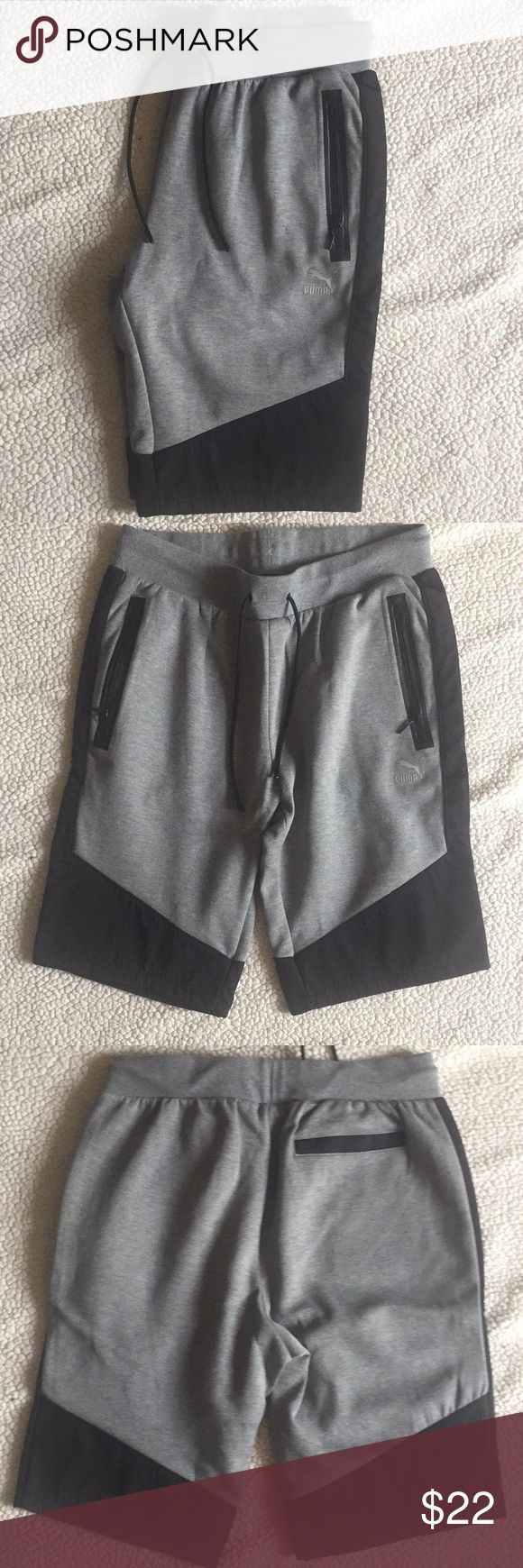 Mens shorts ⭐️SALE⭐️Puma shorts, size XL, 77% cotton 23%polyester, New without tags Puma Shorts