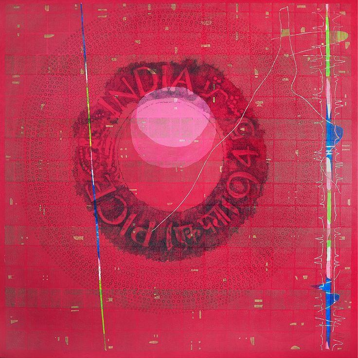 Surendra Pal Joshi Indian Contemporary Artist