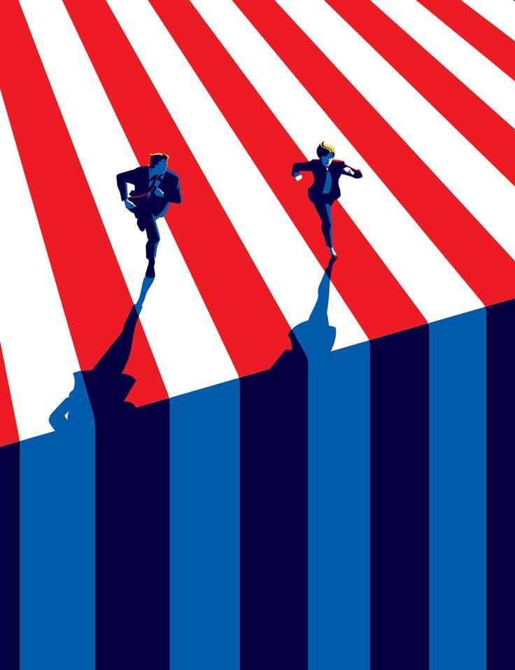 Telerama -  The End of the American Dream  —  Malika Favre
