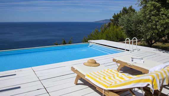 La Maddalena Bassa - Self-catering house in Tuscany  sleep 6 ..........3 ensuites