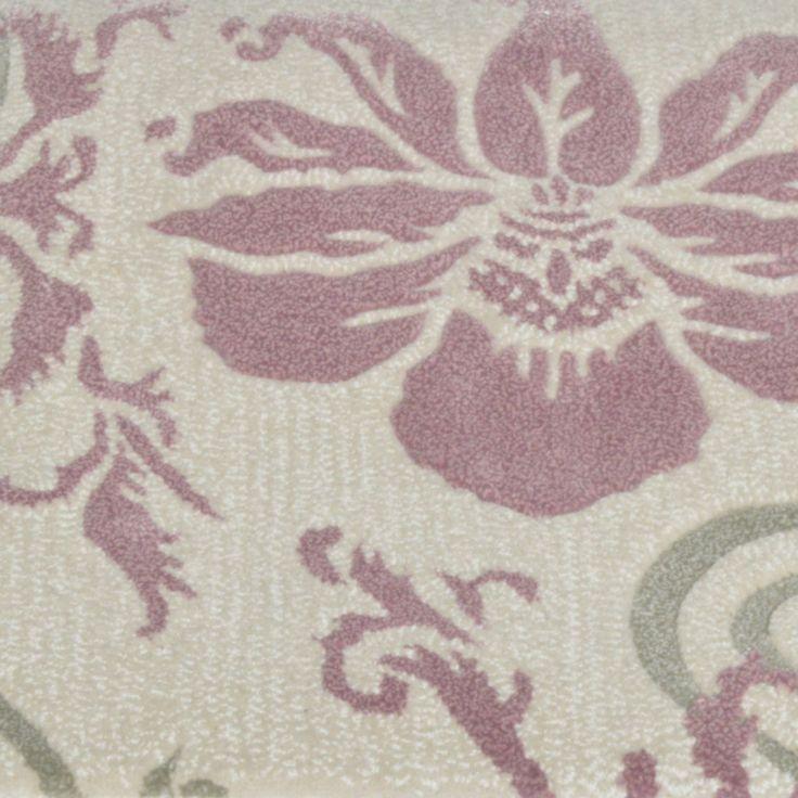 """Secret Garden"" Kalogridis International. Custom luxury aircraft carpet."