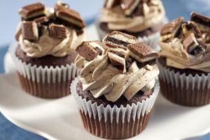 MILKA OREO Big Crunch Bar Cupcakes Recipe