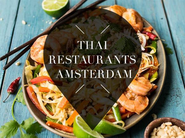 Do you love Thai food? We selected the best low- and hotspots for you. Read more about Thai restaurants in Amsterdam here //