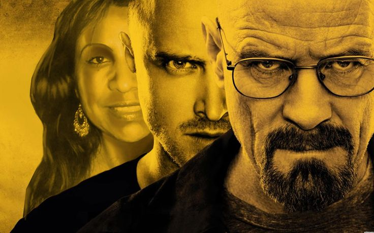 Breaking Bad one of my favorite shows. :)