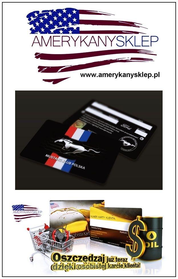 Special offer for Mustang Klub Polska from www.amerykany.sklep.pl