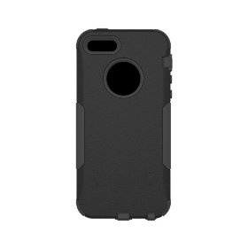 Trident Case AG-IPH5-BK AEGIS Case for iPhone5 - 1 Pack - Retail Packaging - Black $19.84