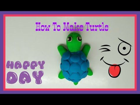 Turtle ( How To Make Turtle ) / Kura - Kura ( Cara Membuat Kura - Kura )
