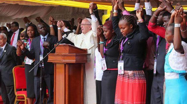 Resultado de imagem para Ano da Misericórdia, em Bangui