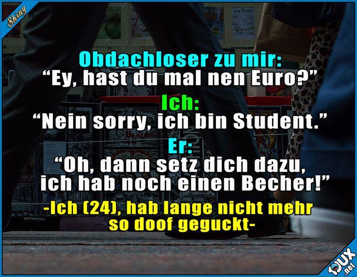 Der Spruch kam unerwartet. #lustig #sprüche #Witze #Humor #lachen #lustigeBilder #SpruchdesTages #Spruch