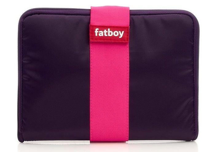 Fatboy Tablet Txedo Case Dark Purple