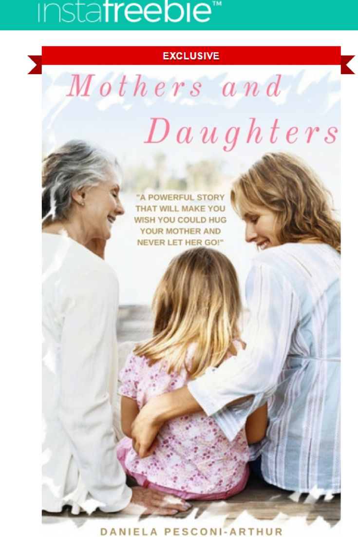 """Mothers and Daughters"" is already on pre-sale on Amazon! Launch is on 11th June. Want a sneak peak of the 1st chapter? ;) #instafreebie #thischickwrites"