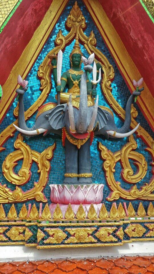 At the Big Buddha