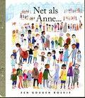 Anne Frank schreef in haar dagboek wat ze allemaal meemaakte in de oorlog. Nu vertellen 25 kinderen van over de hele wereld in korte rijmpjes over hun ideen en dromen. Met paginagrote kleurenillustraties. Vanaf ca. 8 jaar.