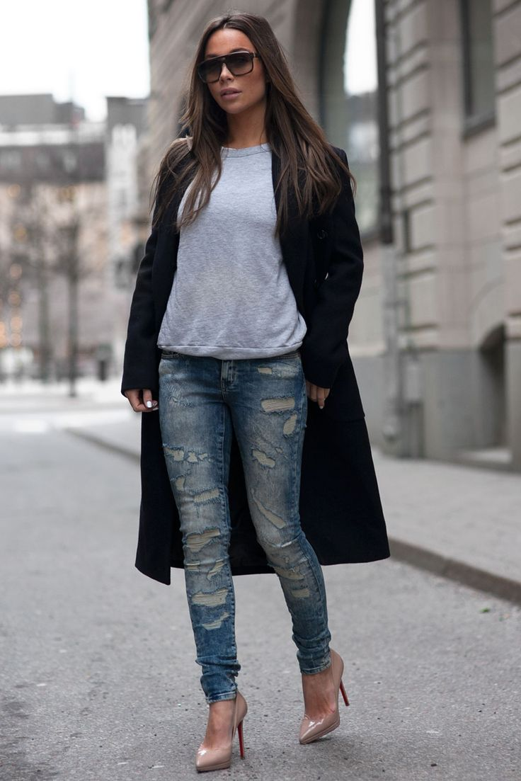 Johanna Olsson swedish fashionbloger