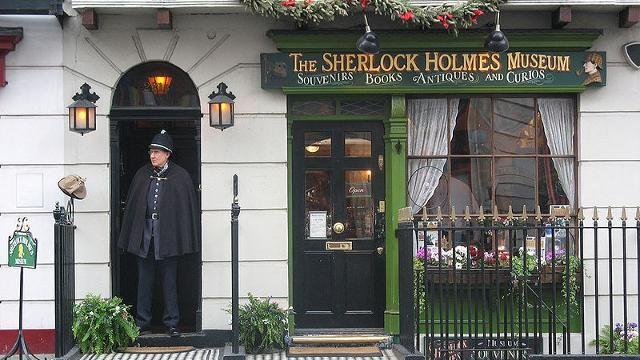 Sherlock Holmes Museum - Sehenswürdigkeiten - visitlondon.com
