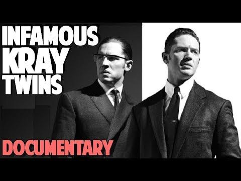 The Kray Twins Documentary Legend of the Firm Infamous British Gangster ...