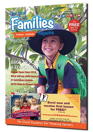 Issue 14 - #Families #Magazine #Brisbane Feb/Mar Back to #School & #Education Issue. Families #News, Families #Health and all new Families #Freebies! Read the latest issue on our website!  http://www.familiesmagazine.com.au/families-magazine-2/