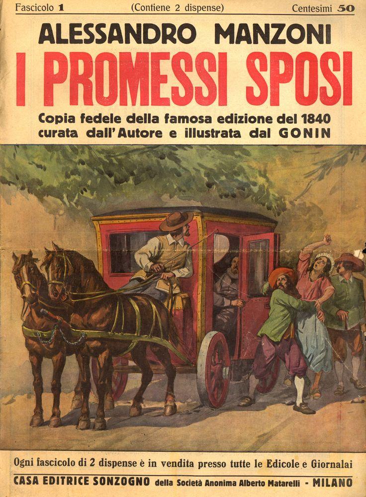 """""""I promessi Sposi"""" Alessandro Manzoni"""