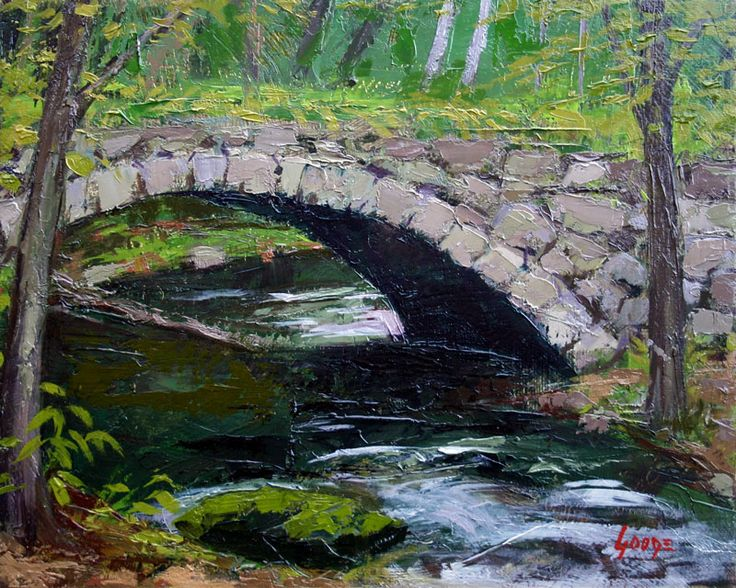 stone arch bridge  1