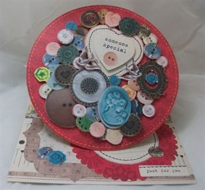 Picture of Free Sew Lovely Card Making Project