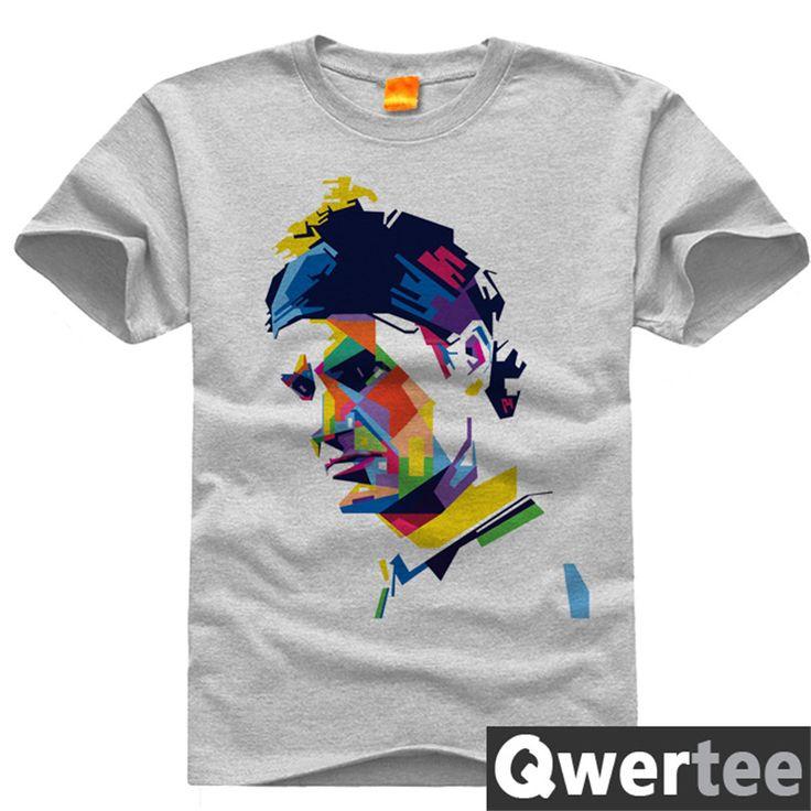 ロジャー · フェデラー tシャツ男性2016 ファッション テニス スター プリント tシャツ男性ショート スリーブ rf男性スポーツ tシャツ服プラス…