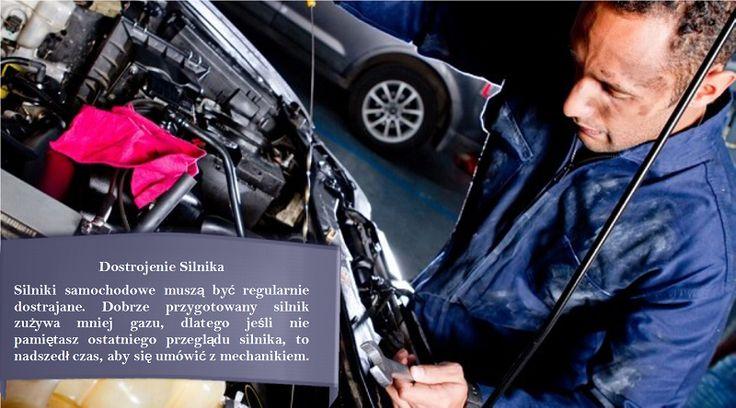 Dostrajanie Nieodpowiednio przygotowany silnik spowoduje utratę mocy, zwiększoną emisję spalin i zwiększy zużycie paliwa, nawet do 50%! Silnik należy regularnie sprawdzać i stosować się do wymagań producenta, co dłużej utrzyma sprawność samochodu i pozwoli uniknąć nadmiernego tankowania. #oponaletnia