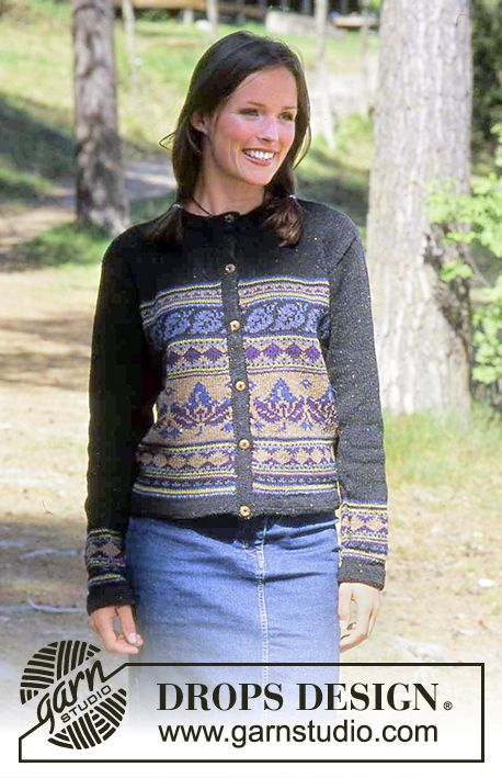 73 best Fair Isle Drops Design images on Pinterest | Crochet ...