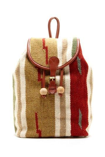 Susie Carpet Backpack