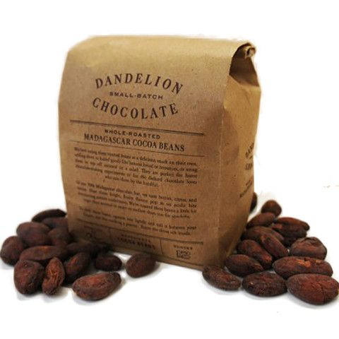 Dandelion Chocolate Roasted Cacao Beans - Half Hitch Goods