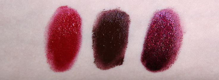 obsessive compulsive cosmetics occ moderncraft collection lip tars in Role Play, Anita, Black Metal Dahlia